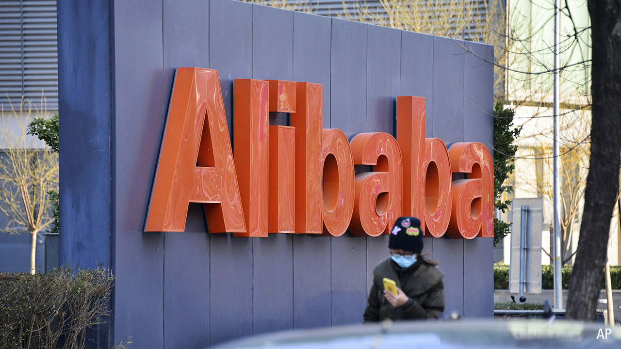 Alibaba: Jack went up the hill and we know what happens next
