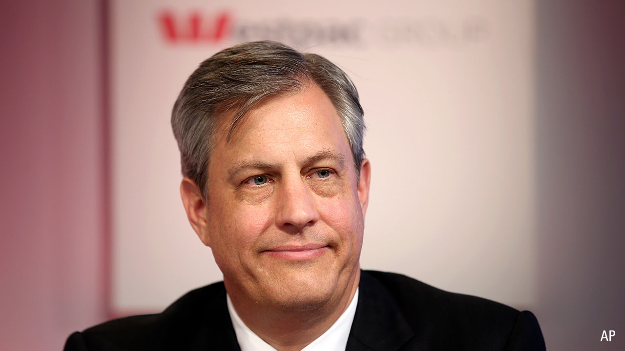 Brian Hartzer will quit as Westpac chief executive next week