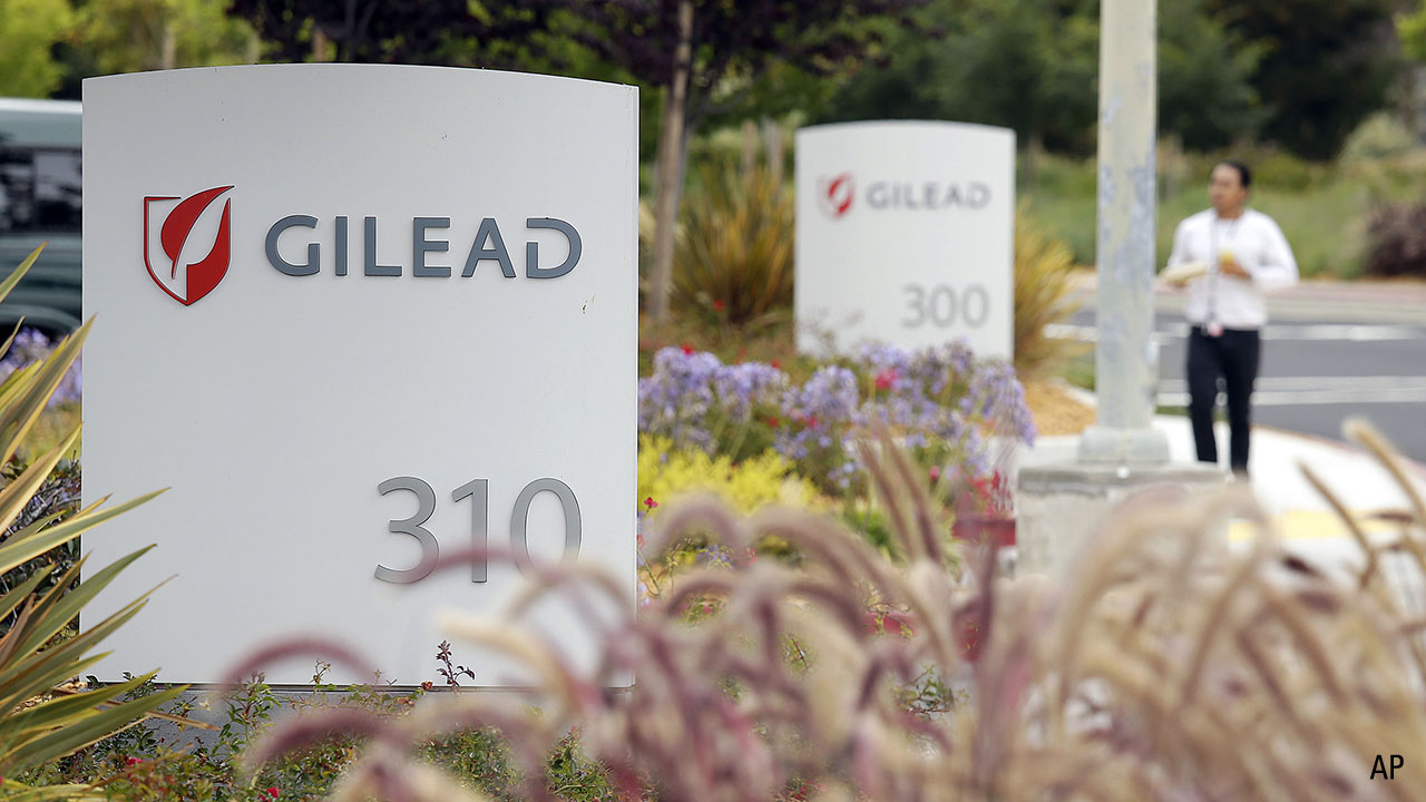 Gilead headquarters