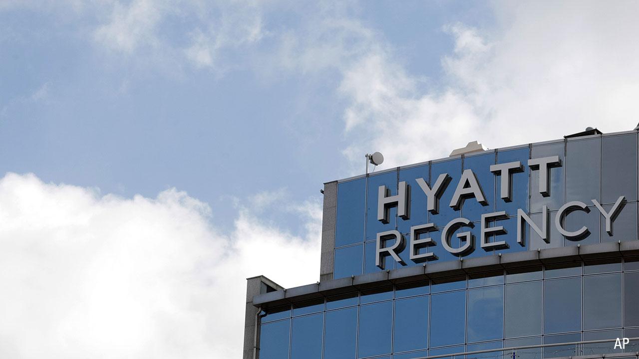 Hyatt Regency'