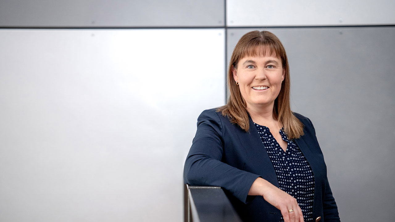 Bendigo and Adelaide Bank chief executive Marnie Baker