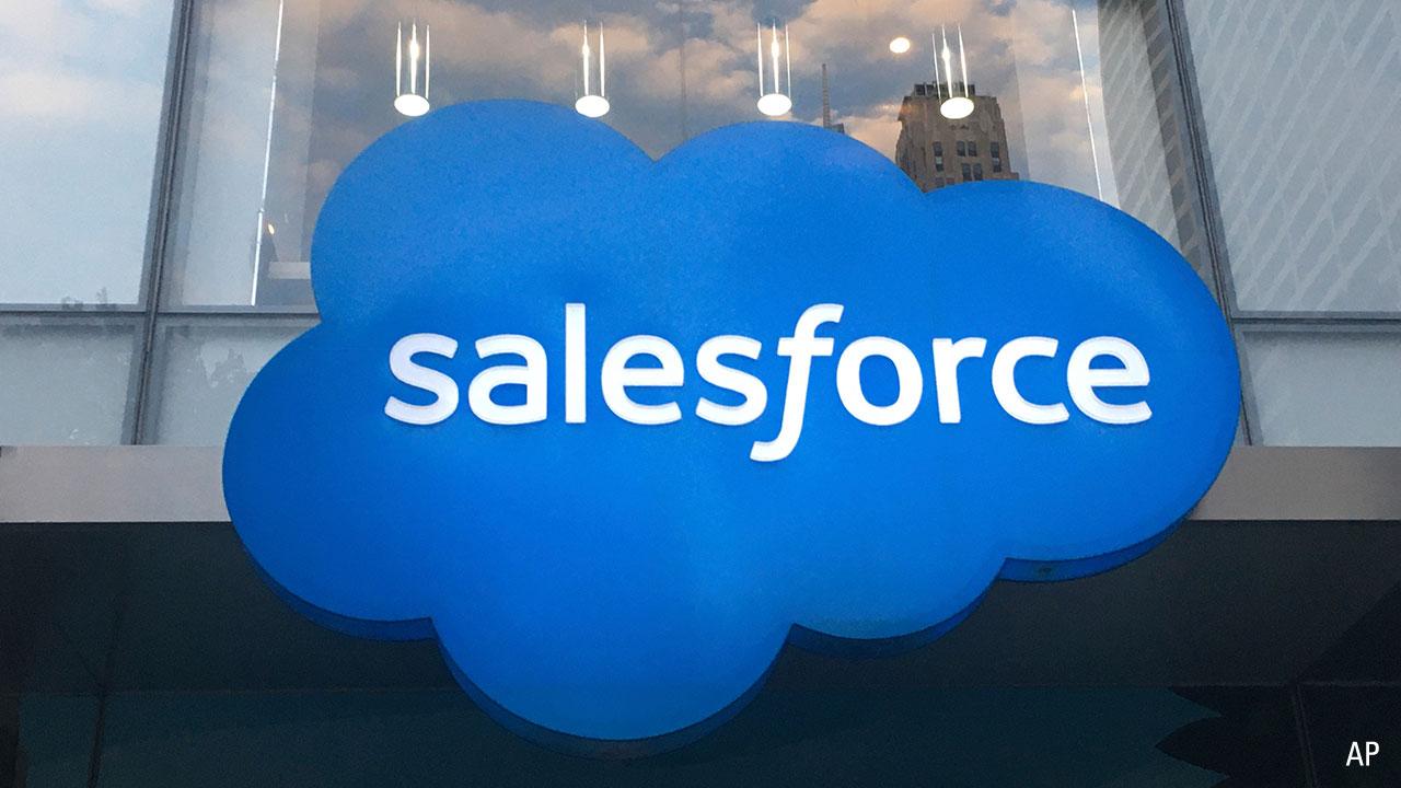 Stock of the Week: Salesforce.com