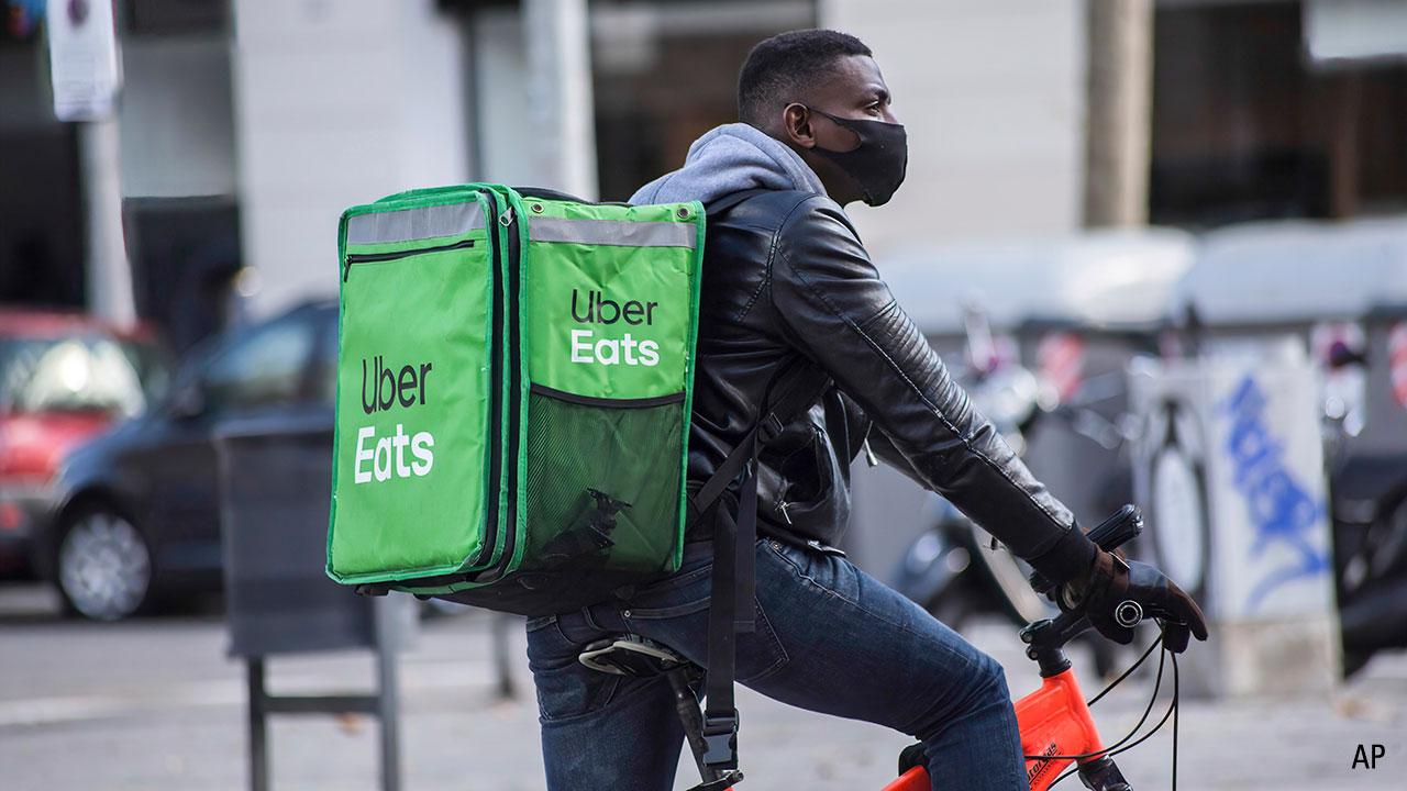 Uber company
