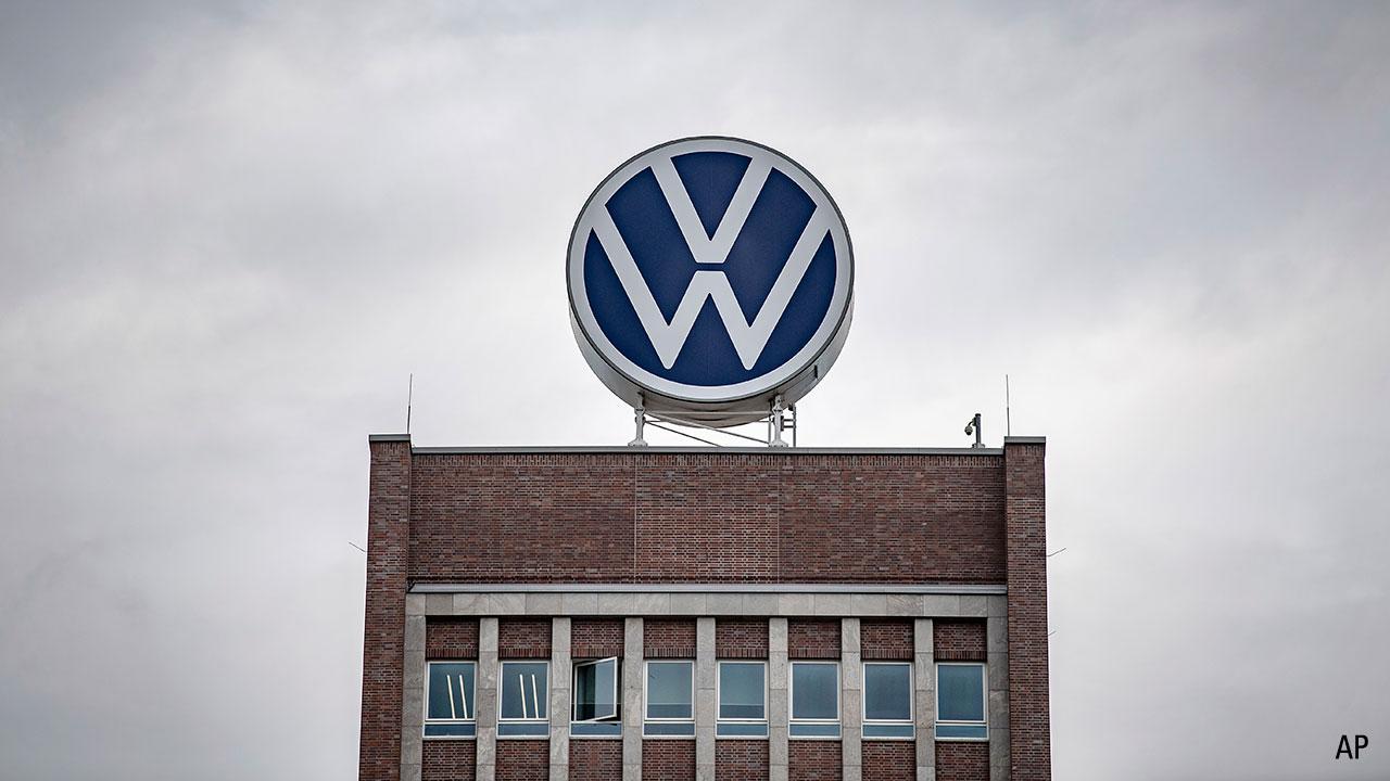 VW building