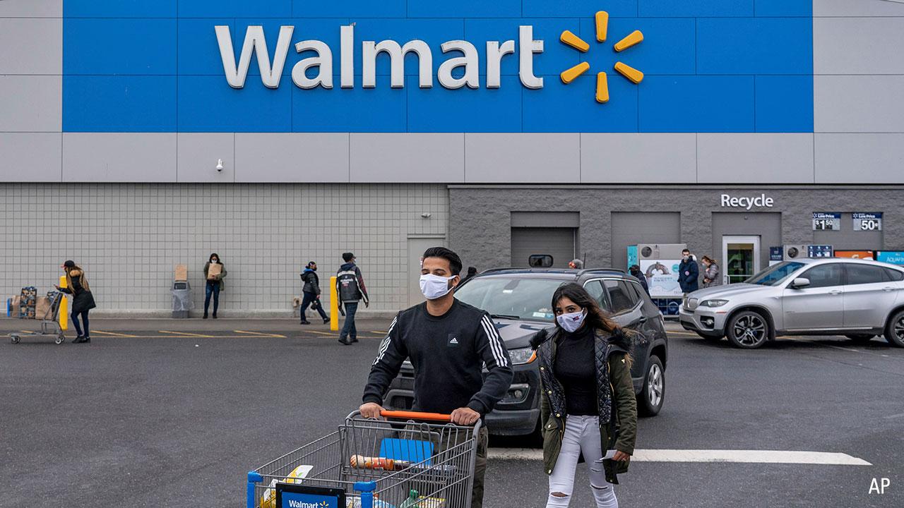 Walmart company