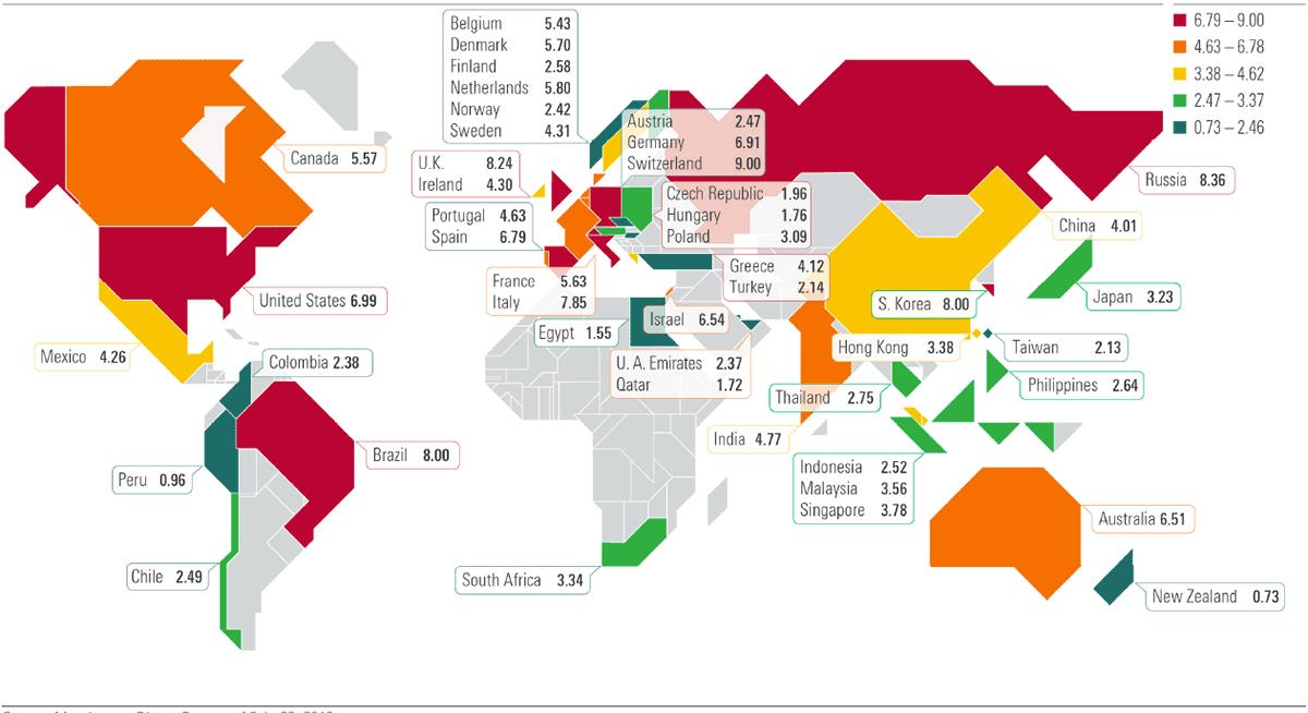 Sustainability Atlas