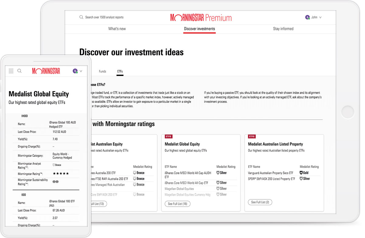 Image of the Discover Investments