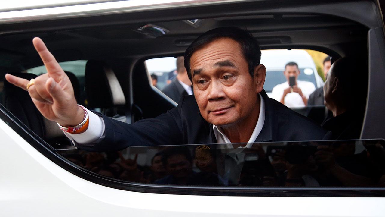 Prime Minister Prayuth Chan-ocha