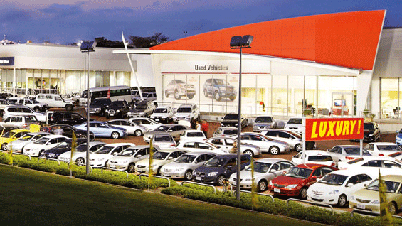 automotive holdings group cars dealerships