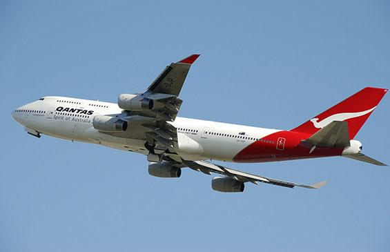 qantas aviation fair value