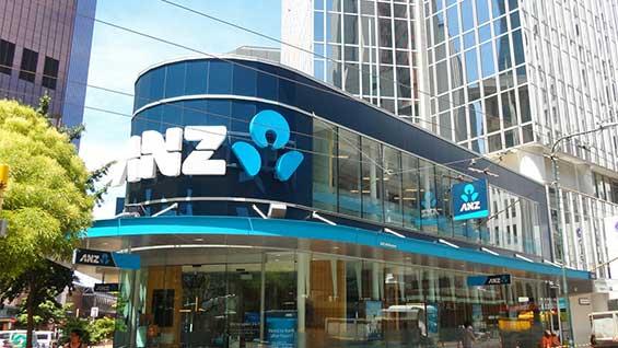 ANZ Bank branch Wellington