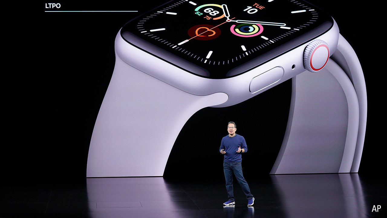 Apple's next-generation smartwatch