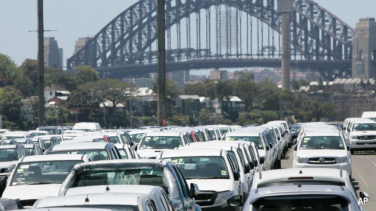 cars in Sydney