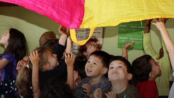 child care centre children