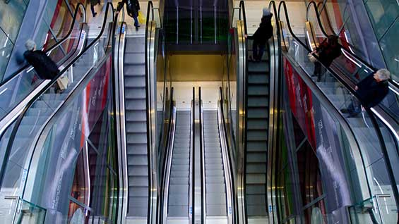 escalators Macquarie Group result