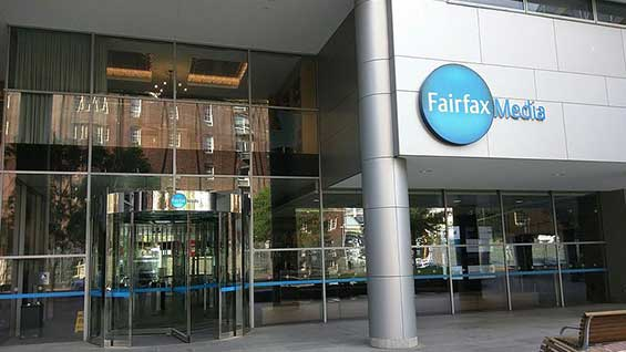 Fairfax Media Nine Merger