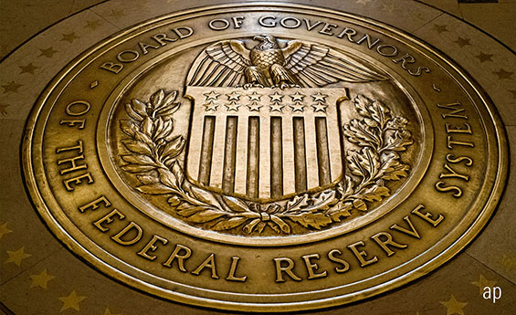 US federal reserve Jerome Powell