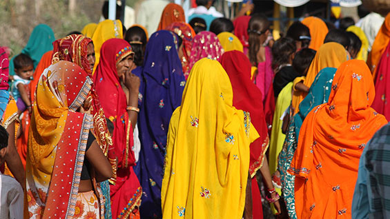 India emerging markets population growth urbanisation