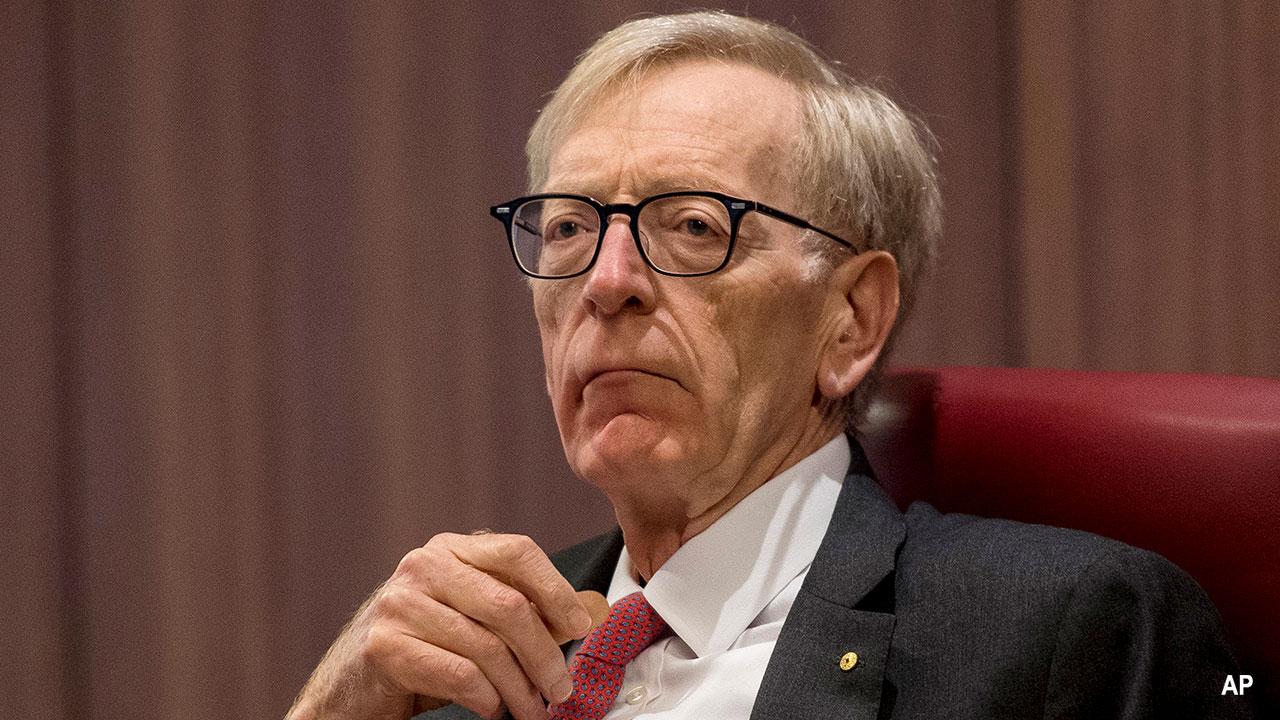Royal commission head Kenneth Hayne