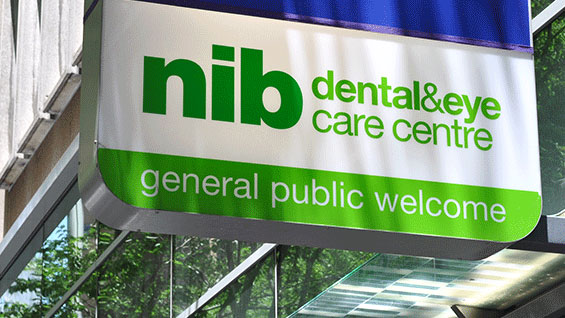 NIB Result First Half