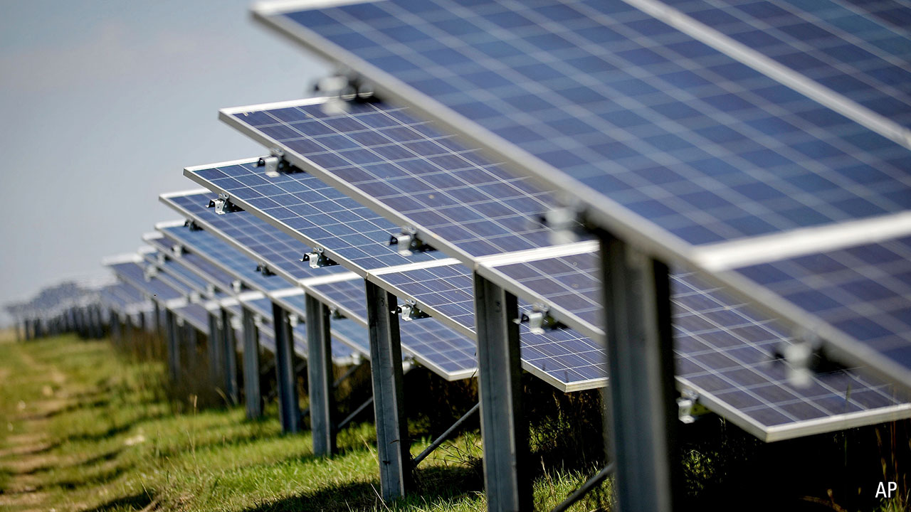 Solar Farm Sustainable Investing