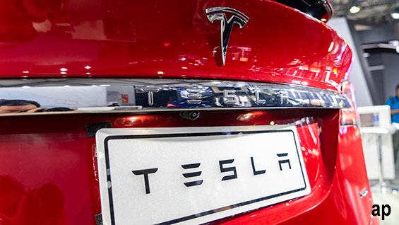Tesla car image