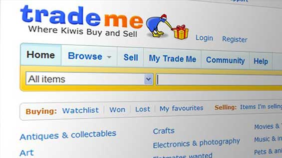 Trade Me NZ