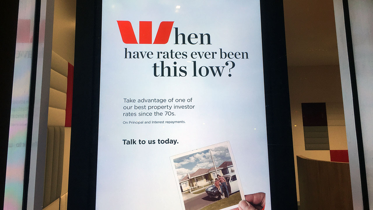 Westpac interest rates
