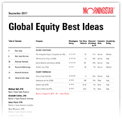 global equity best ideas image